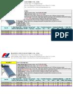Non-pressurize Цена Список Неправительственных Организаций, Давление Солнечного Водонагревателя