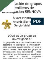 Conformación de Grupos y Semilleros de Investigación SENNOVA