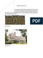 Architecture Colleges in Pune