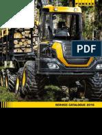 Service Catalogue 2015 ENG