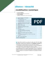 Apports de La Modélisation Numérique