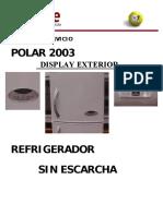 MABE Manual POLAR 2003 CON DISPAY EXTERIOR.ppt