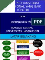 Cara Produksi Obat Tradisional Yang Baik (Cpotb) Apoteker - Copy (1)