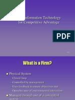 MELJUN CORTES - Using Information Tech Competitive Advantage