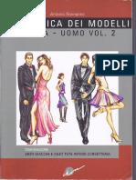 La Tecnica Dei Modelli Uomo - Donna Volume 2 0bc74646793c