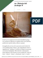 El Mito de Psique_ Historia Del Símbolo de La Psicología Ψ - Psyciencia