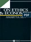 Sen, Amartya - on Ethics and Economics.pdf
