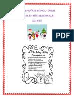 Winter Bonanza Grade II - 2014-15