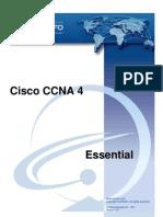 CCNA 4 - Course (EN v 3 0)