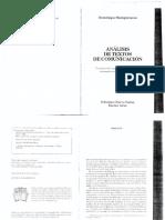Maingueneau, Dominique. An+ílisis de textos de comunicaci+¦n. Ver capitulo 2.pdf