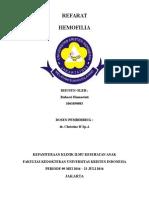 IKA Refarat Hemofila