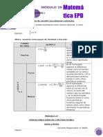 Ejercicios de Operaciones Combinadas Con Racionales y Decimales 01
