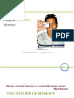 Memory (Presentation)