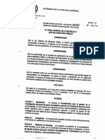 Acuerdo 05-2006 Procedimiento Investigacion Fiscalia Contra La Corrupcion