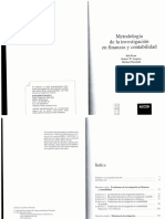 Metodologia de La Investigacion en Finanzas y Contabilidad by Bob Ryan