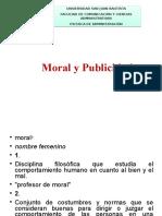 Moral y Publicidad