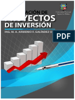 Libro Tomo I (1) Formulación de Proyectos de Inversión