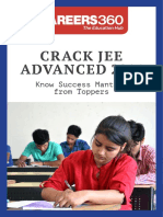 Crack JEE Advanced 2016- Know Success Mantras From Toppers