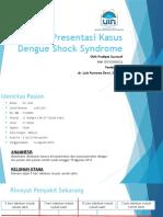 Presentasi Kasus Dengue Shock Syndrome
