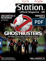 Play Station official magazine
