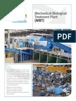 13Mechanical BiologicalTreatmentPlant(MBT)Brochure
