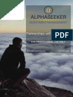 Alphaseeker Inter Brochure