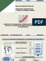 Ncga en Bolivia, Proceso de Arminizacion