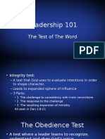 Leadership 101part9