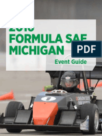 2016 Formula SAE Michigan Event Guide