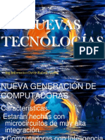 NUEVAS TECNOLOGÍAS-Inf Informatico Davie Rufasto