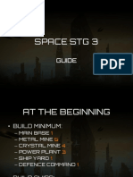 Space Stg 3 Guide