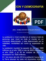 Clase 11 Poblacion y Demografia 2014