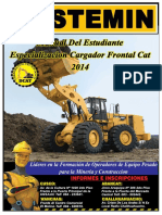 Manual de Op. Cargador Frontal 950 Cat