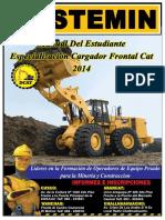 Manual de Op. Cargador Frontal 950 Cat
