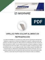 Ficha Tecnica de Varillas Izi Migrare (1)