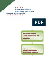 5. Investigación Aplicada de Patrones Alimentarios II