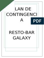 Caratula Resto Bar Galaxy