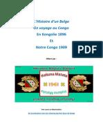 L'histoire d'un Belge en voyage au Congo