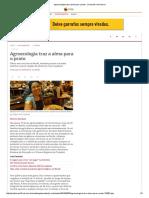 Agroecologia Traz a Alma Para o Prato - Jornal Do Commercio
