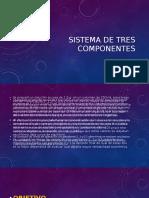 Sistema de Tres Componentes