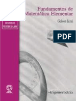 Volume 3 - Trigonometria