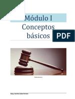 Derecho Constitucional I - Módulo I