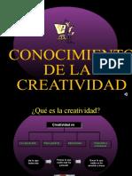 Conocimiento de La Creatividad