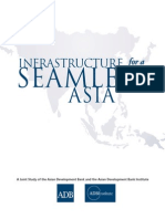 Infrastructure for a Seamless Asia