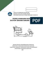 Pemeliharaan Servis Sistem Bahan Bakar Bensin
