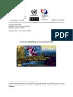 Paridad de Genero y Participacion Politica en Al y El Caribe - Sonia