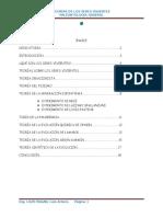 Paleontología Informe 2013 2