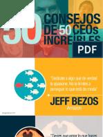 Cincuenta Consejos de CEOs