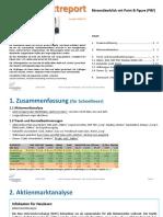Multi Assets P+F-Marktreport heute - die andere Charttechnik