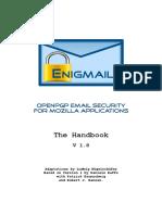 Enigmail Handbook 1.8 En